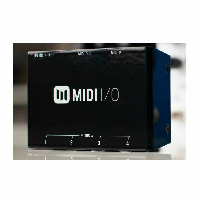 MERIS - Meris MIDI I/O Control Interface