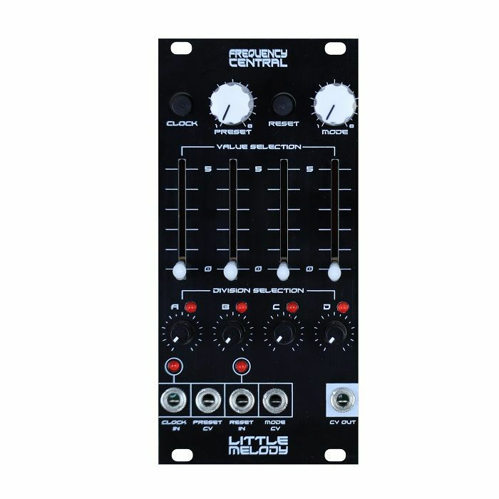 FREQUENCY CENTRAL - Frequency Central Little Melody Generative Sequencer Module