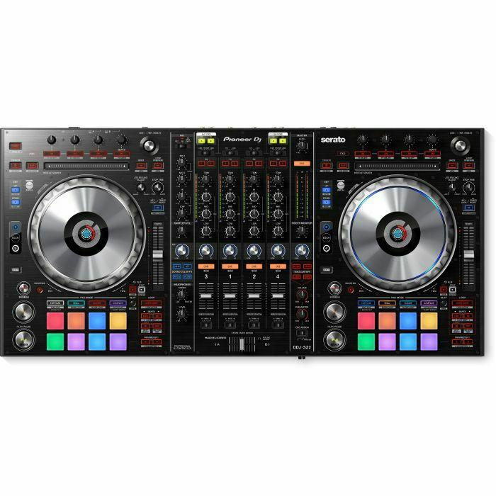 PIONEER - Pioneer DDJ SZ2 Serato DJ Controller (B-STOCK)