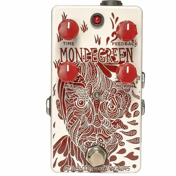 OLD BLOOD NOISE - Old Blood Noise Endeavors Mondegreen Weird Delay Pedal