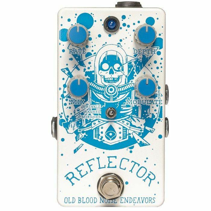 OLD BLOOD NOISE - Old Blood Noise Reflector V3 Noisemaker Chorus Pedal