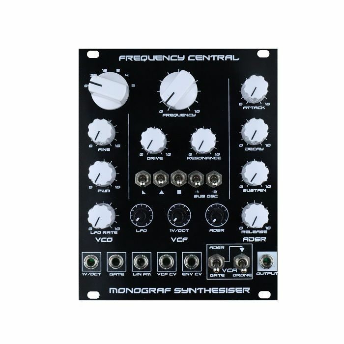FREQUENCY CENTRAL - Frequency Central Monograf Synthesiser Module