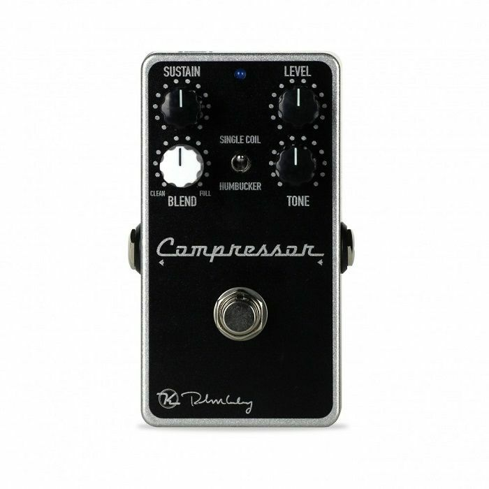 KEELEY - Keeley Compressor Plus Classic Compressor Pedal With Added Tone And Blend Control
