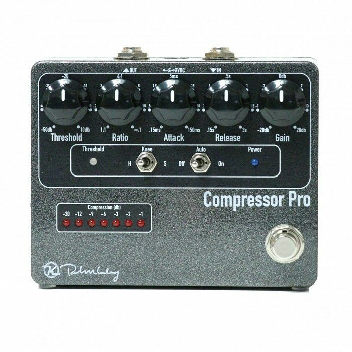 KEELEY - Keeley Compressor Pro Full Featured Studio Quality Compressor Pedal