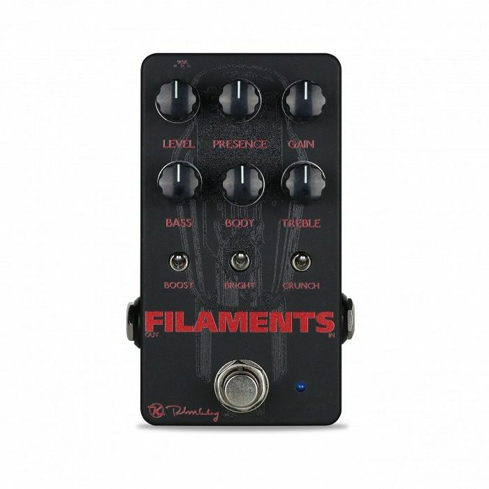 KEELEY - Keeley Filaments High Gain Distortion Pedal