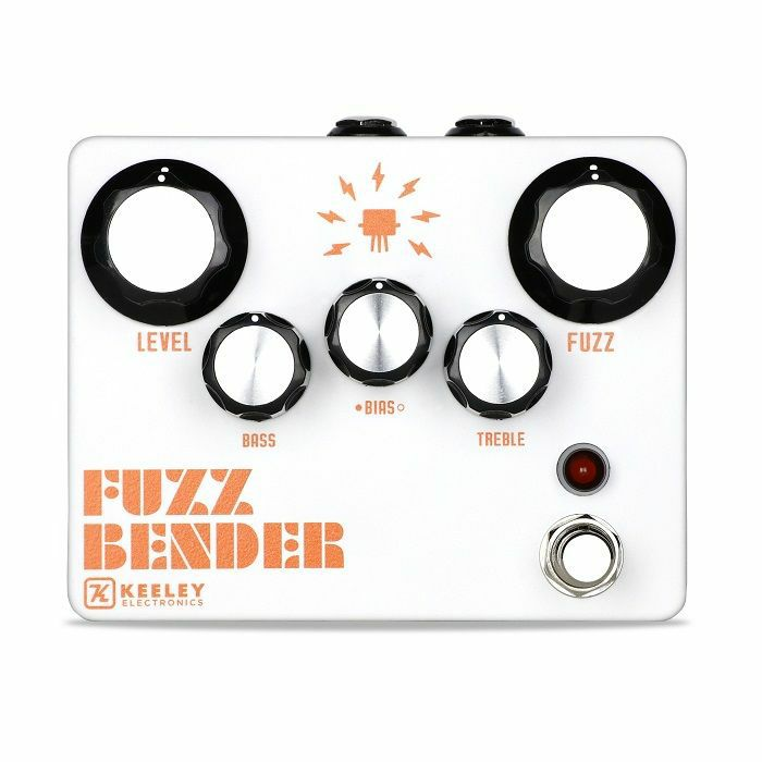 KEELEY - Keeley Fuzz Bender	 Fuzz Pedal With Active EQ And Gate Controls