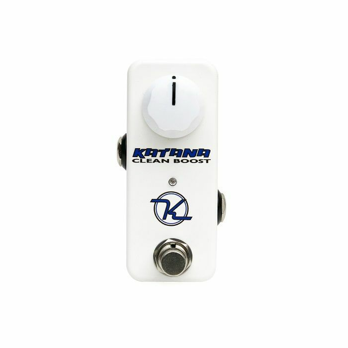 KEELEY - Keeley Katana Mini Clean Boost Pedal