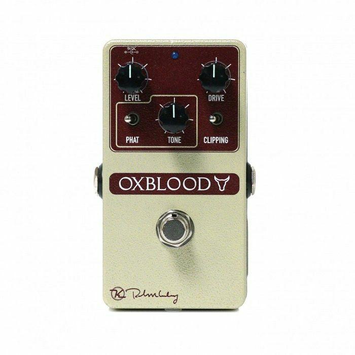 KEELEY - Keeley Oxblood Overdrive Pedal