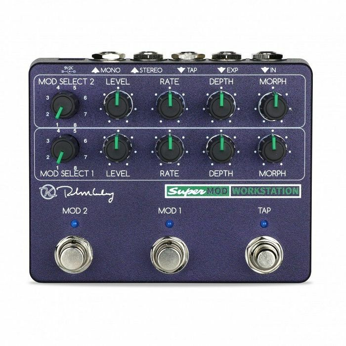 KEELEY - Keeley Super Mod Workstation Modulation Pedal