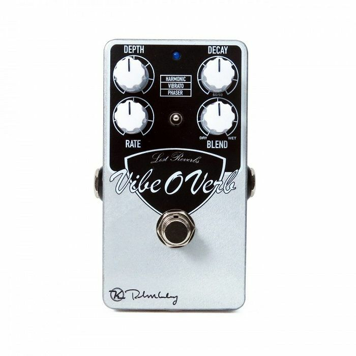KEELEY - Keeley Vibe-O-Verb	Ambient Reverberation Machine Pedal