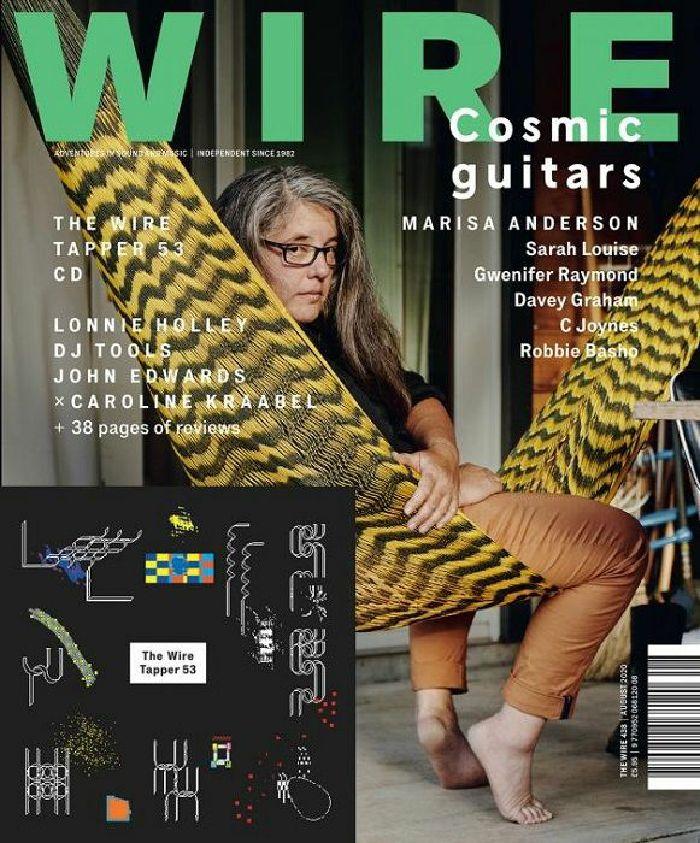 WIRE MAGAZINE - Wire Magazine: August 2020 Issue #438 + The Wire Tapper 53 CD