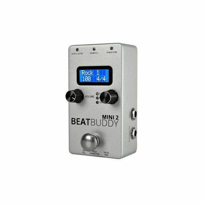 SINGULAR SOUND - Singular Sound BeatBuddy Mini 2 Drum Machine Pedal