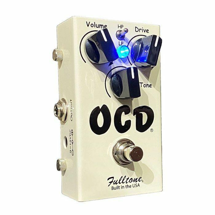 FULLTONE - Fulltone OCD V2 Obsessive Compulsive Drive Pedal