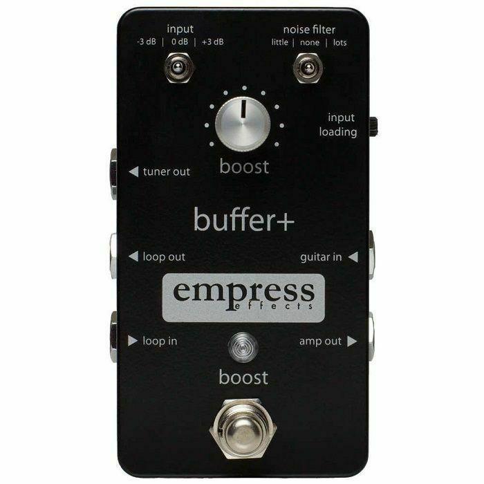 EMPRESS EFFECTS - Empress Effects Buffer Plus Pedal