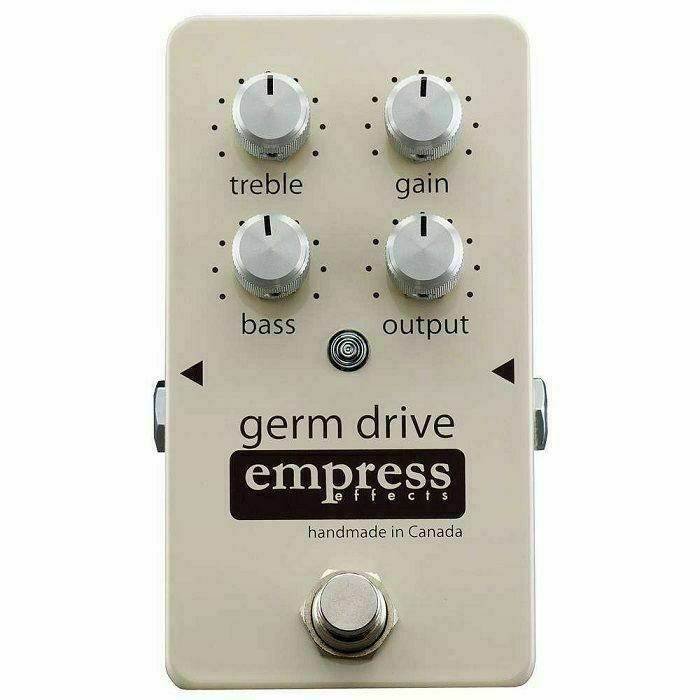 EMPRESS EFFECTS - Empress Effects Germ Drive Overdrive Pedal