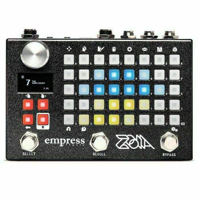 EMPRESS EFFECTS - Empress Effects Zoia Modular FX Synthesiser Pedal