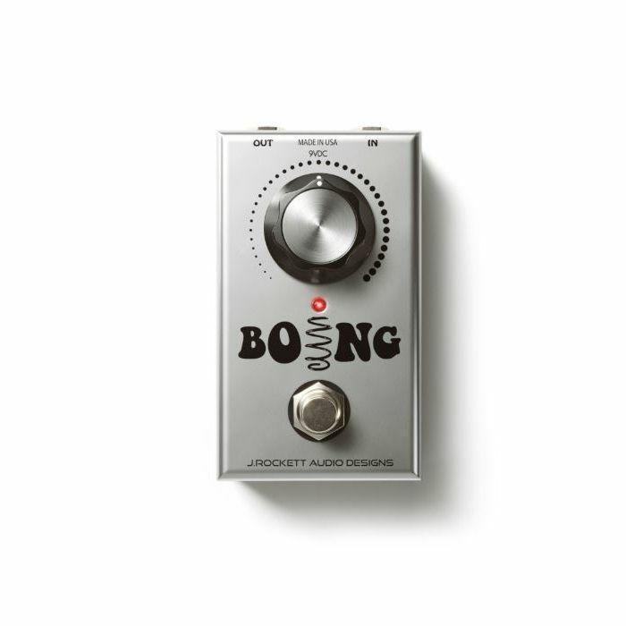 J ROCKETT - J Rockett Boing Classic Spring Reverb Sound Effects Pedal