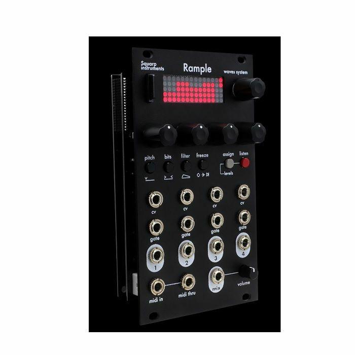 SQUARP INSTRUMENTS - Squarp Instruments Rample Wave System 4 Voice Sample Player & Audio Processor Module