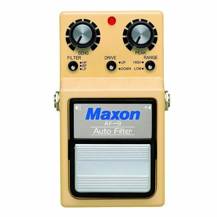 MAXON - Maxon AF-9 Auto Filter Nine Series FX Pedal