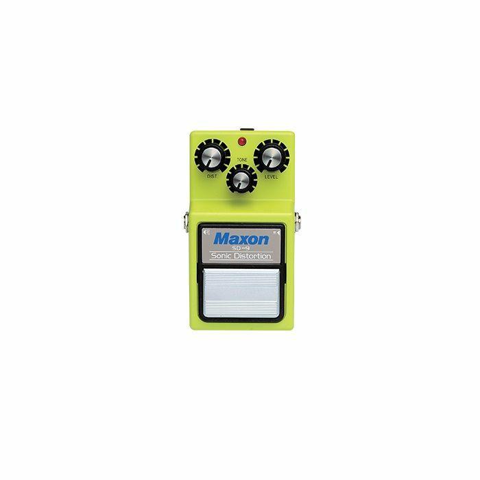 MAXON - Maxon SD-9 Sonic Distortion Nine Series Pedal