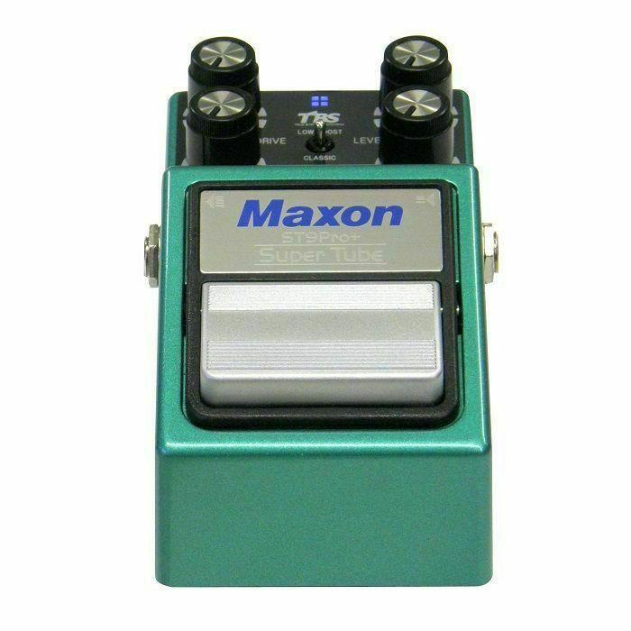 MAXON - Maxon ST-9 PRO+ Super Tube Overdrive Nine Series Pedal