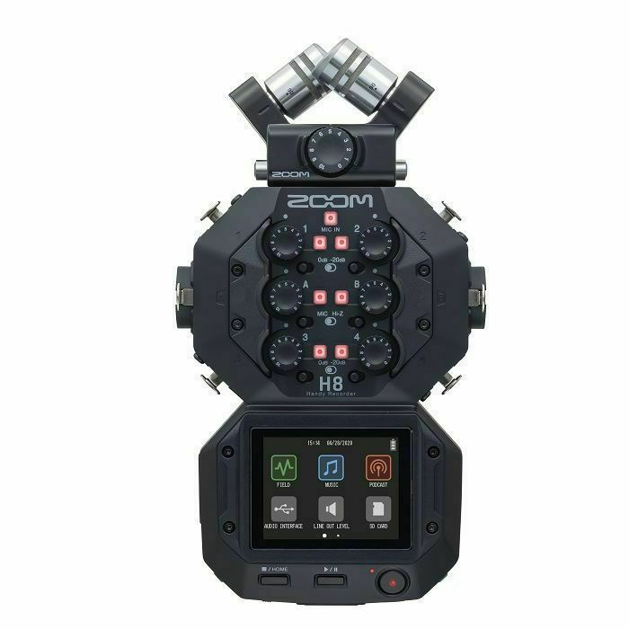 ZOOM - Zoom H8 Digital Handy Recorder