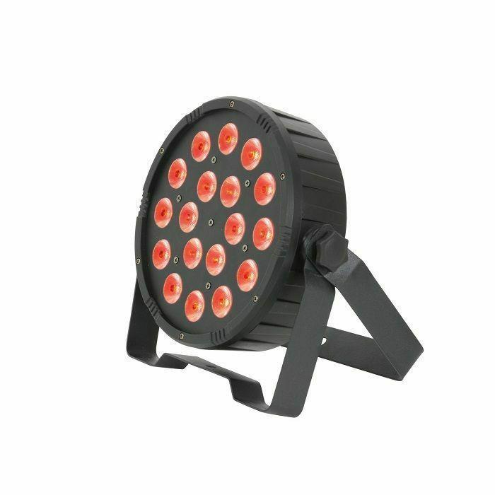 QTX - QTX PAR100 High Power 3 In 1 LED Plastic PAR Can