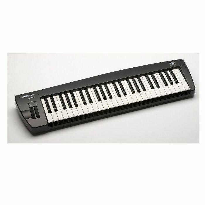 MIDITECH - Miditech Midistart Music 49 USB MIDI 49 Key Master Keyboard