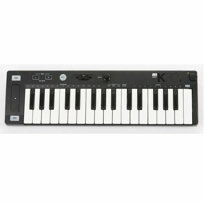 MIDITECH - Miditech K32S Bluetooth 32 Note Mini-Key USB MIDI Master Keyboard
