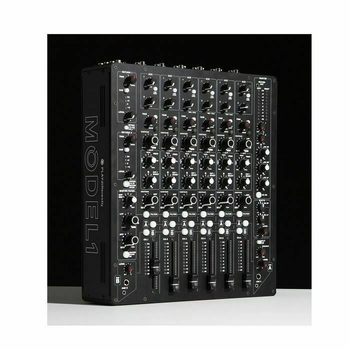 PLAYDIFFERENTLY - PLAYdifferently Model 1 Analogue DJ Mixer