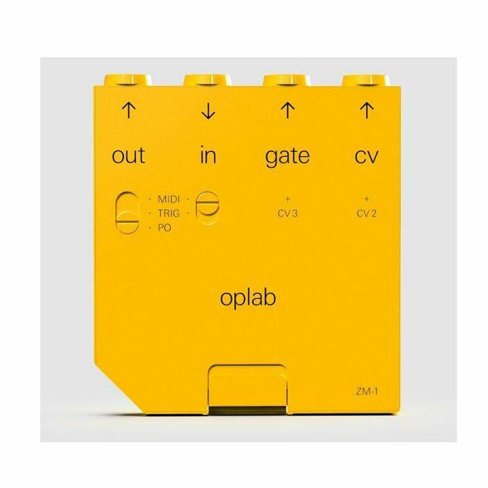 TEENAGE ENGINEERING - Teenage Engineering Oplab Module MIDI CV PO Sync Hardware Expansion For OP-Z