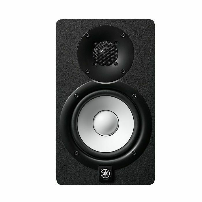 YAMAHA - Yamaha HS5 Matched Pair Powered Studio Monitors (black, pair)