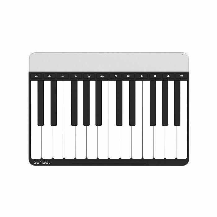 SENSEL - Sensel Piano Overlay For Morph MIDI Controller