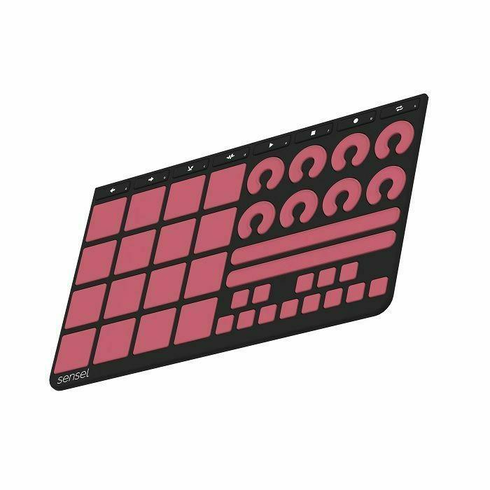 SENSEL - Sensel Music Production Overlay For Morph MIDI Controller