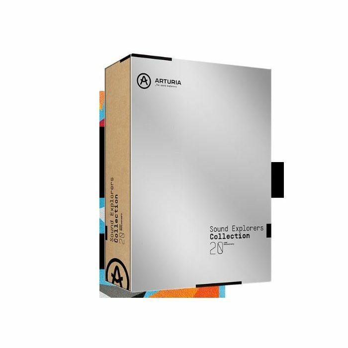 ARTURIA - Arturia Sound Explorer Edition Limited Boxed Edition