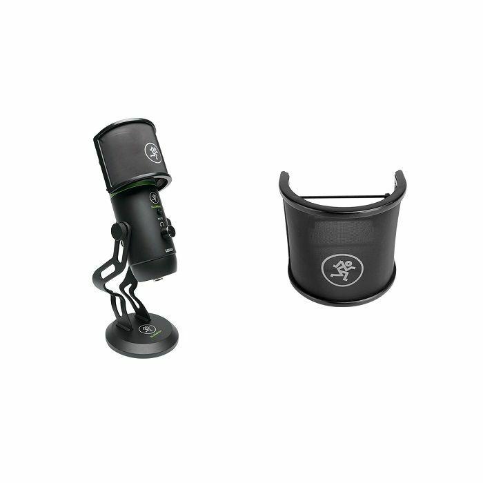 MACKIE - Mackie PF-100 Pop Screen For Element Series Microphones
