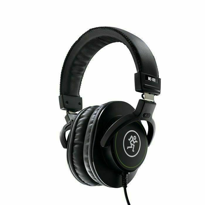 MACKIE - Mackie MC-100 Professional Closed-Back Headphones