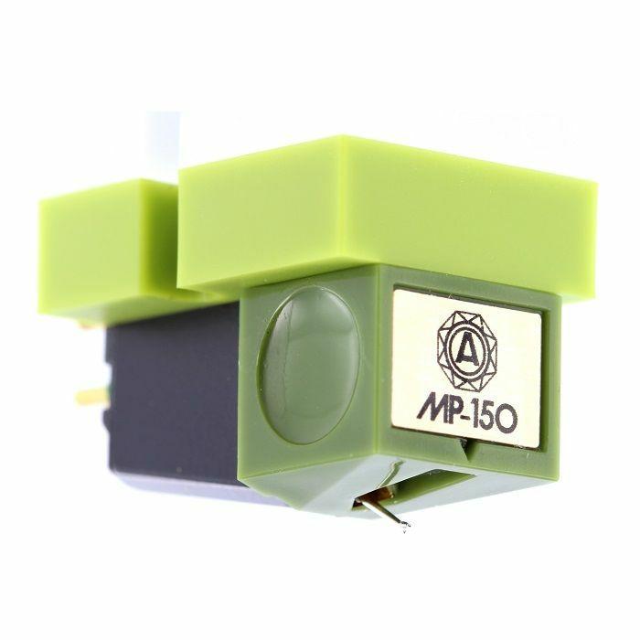 NAGAOKA - Nagaoka MP-150 Phonograph Cartridge & Stylus