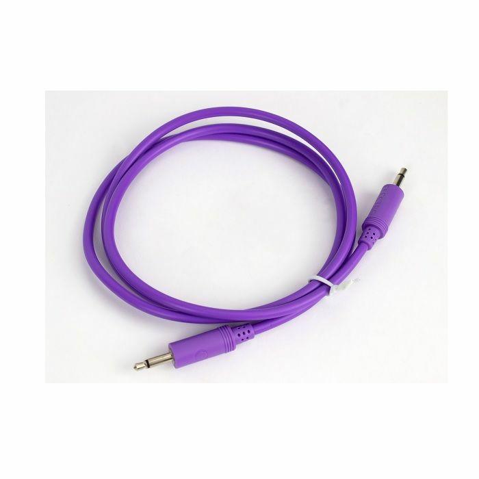 ELECTROSMITH - Electrosmith Patch Pal 24 Inch Standard Eurorack Patch Cable (purple, single)