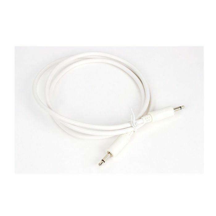 ELECTROSMITH - Electrosmith Patch Pal 24 Inch Standard Eurorack Patch Cable (white, single)