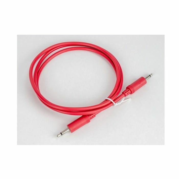 ELECTROSMITH - Electrosmith Patch Pal 24 Inch Standard Eurorack Patch Cable (red, single)