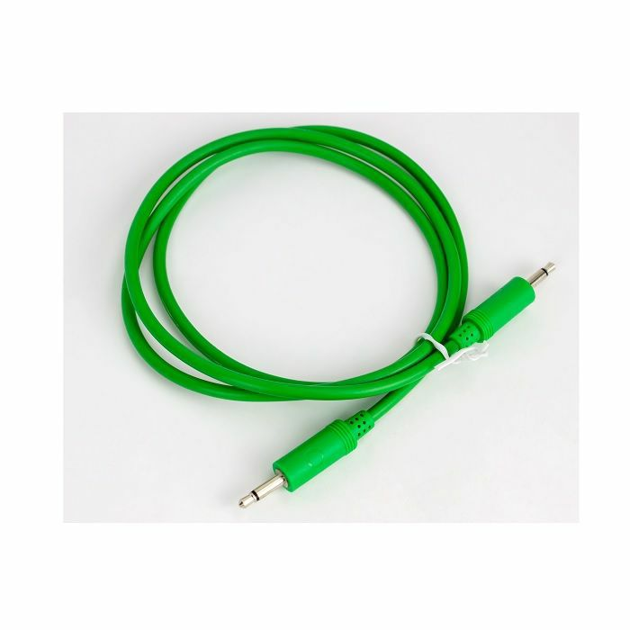 ELECTROSMITH - Electrosmith Patch Pal 36 Inch Standard Eurorack Patch Cable (green, single)