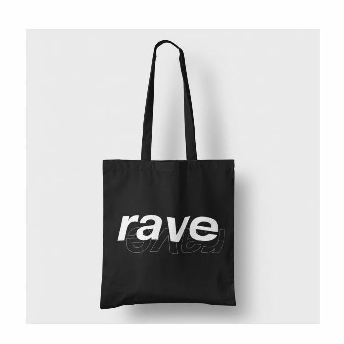 ENVELOPE STRUCTURE - Tote Bag Rave