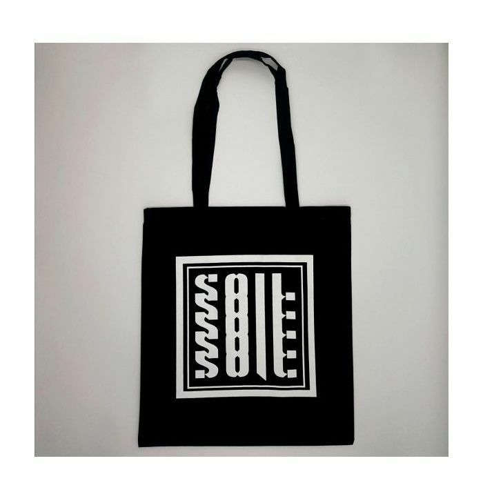 ENVELOPE STRUCTURE - Tote Bag Soil (black)