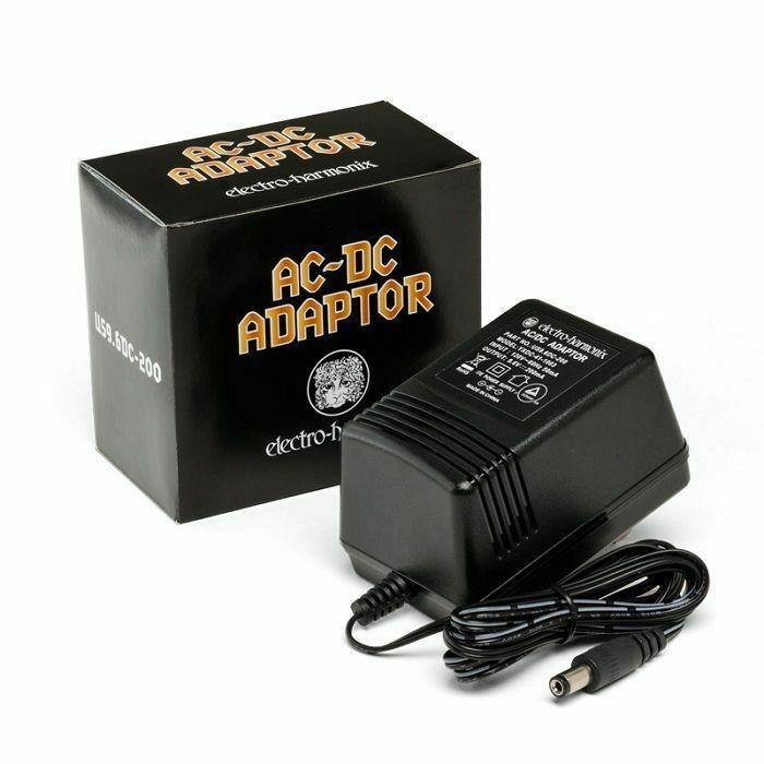 ELECTRO HARMONIX - Electro Harmonix UK 9.6V 200mA UK Pedal Power Supply Adaptor