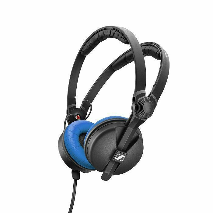SENNHEISER - Sennheiser HD25 Blue Limited Edition Professional DJ Headphones