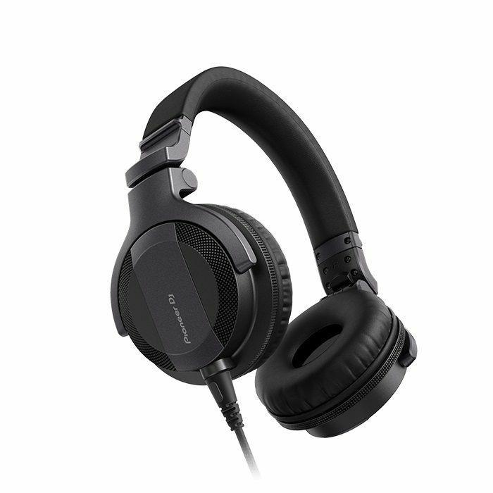 PIONEER - Pioneer HDJ-CUE1 DJ Headphones (dark silver)