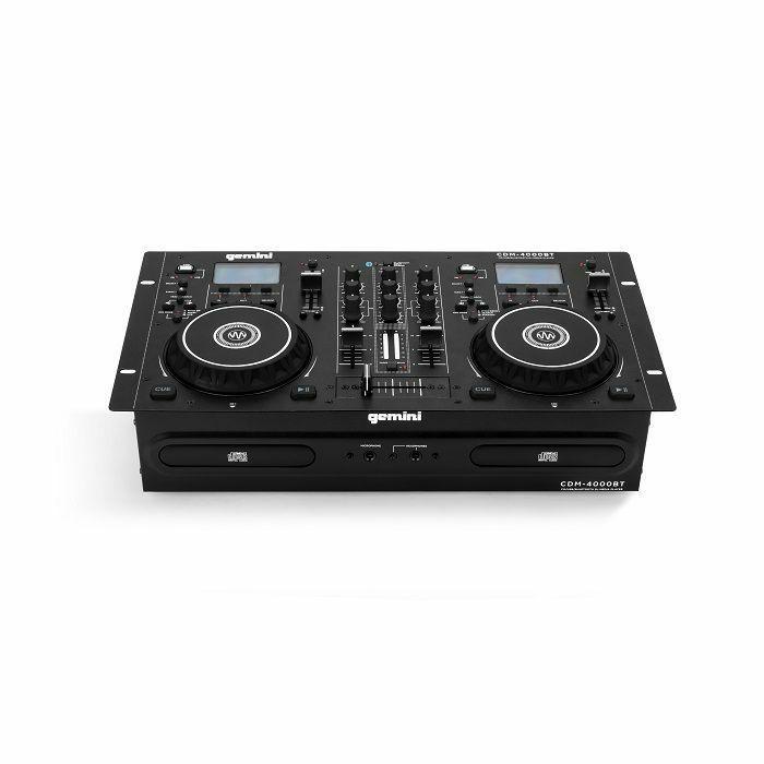 GEMINI - Gemini CDM-4000BT DJ Media Player With Bluetooth