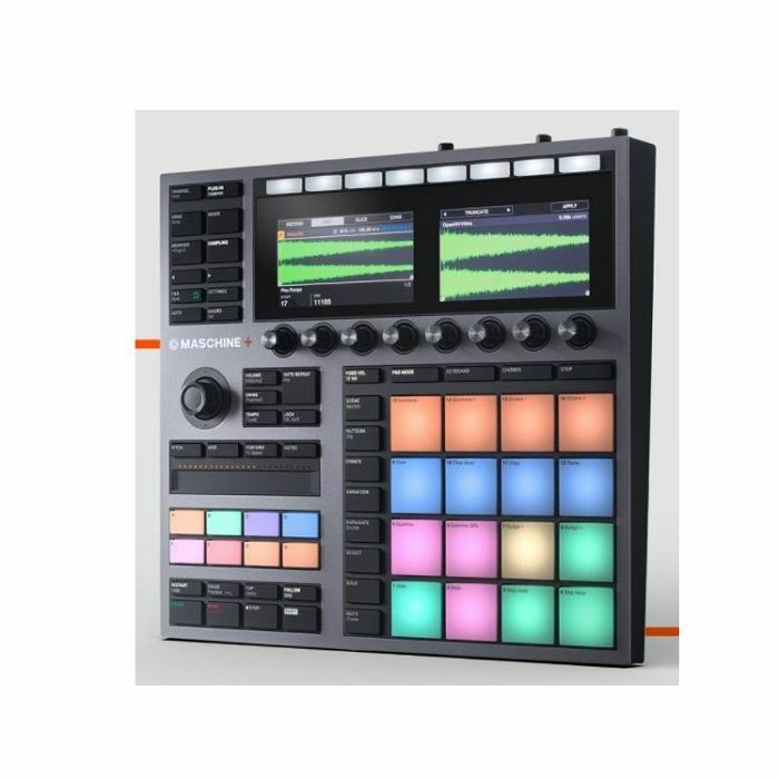 NATIVE INSTRUMENTS - Native Instruments Maschine+ Standalone Production & Performance Instrument