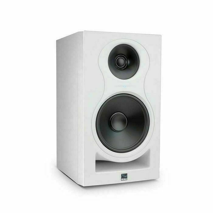 KALI AUDIO - Kali Audio Independence IN-8 3 Way Powered Studio Monitor (white, single)